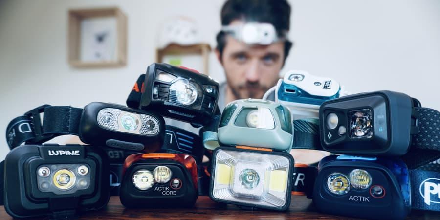 Stirnlampen Test alle Modelle