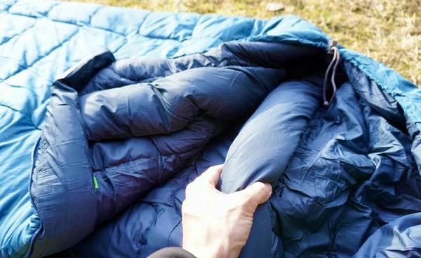 Schlafsack Test Kunstfaser
