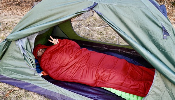 Sommerschlafsack Kunstfaser Test