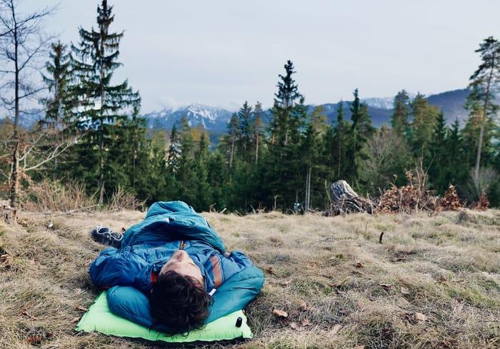 Grüezi bag schlafsack Outdoor test