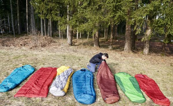 Kunstfaser Schlafsack Test Qualität