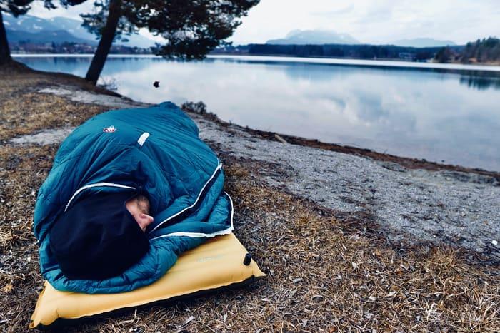 Schlafsack Leicht 3 Jahreszeiten5