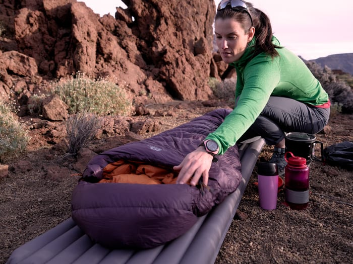 Sommerschlafsack Test MQ