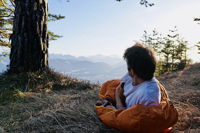 Schlafsack Test Vaude 1