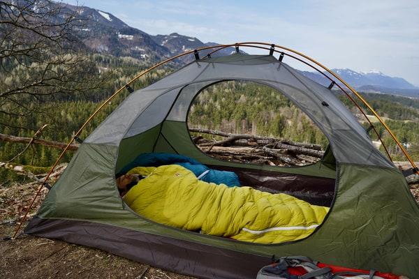 Sommerschlafsack Daune leicht 3