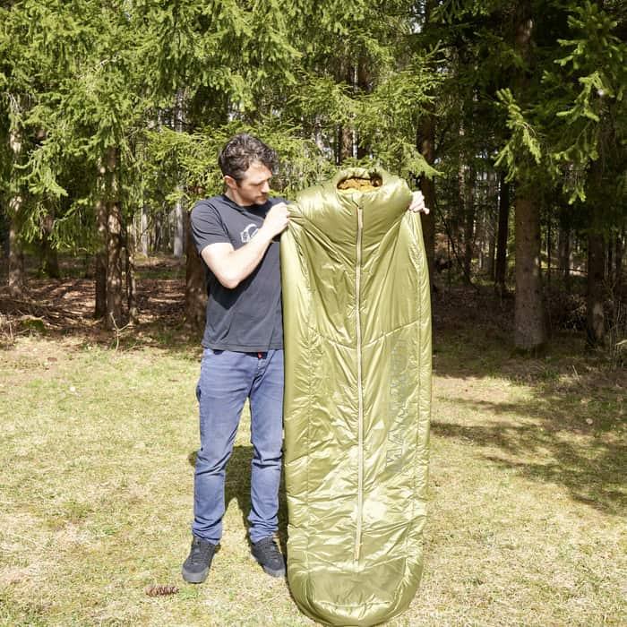Mammut Schlafsack 3 Jahreszeiten Test