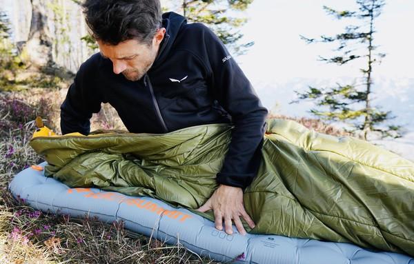 SeatoSummit Isomatte Test komfort
