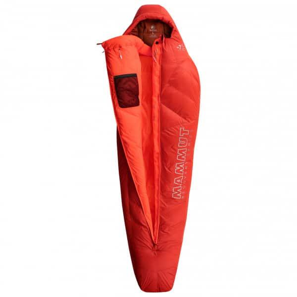 mammut-daunenschlafsack 2