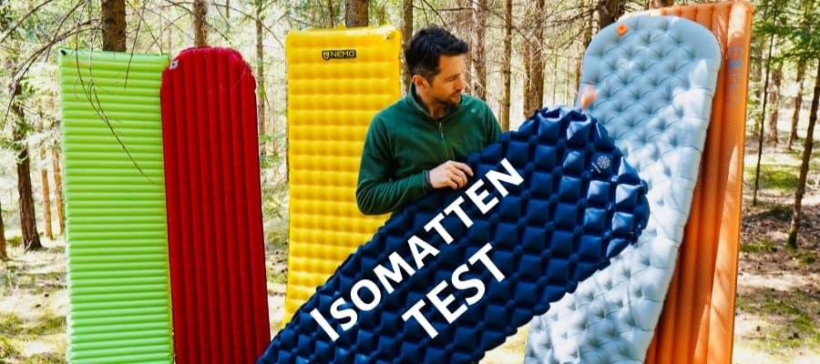 Isomatten Test