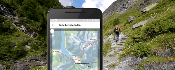 Klettersteig Tipp App