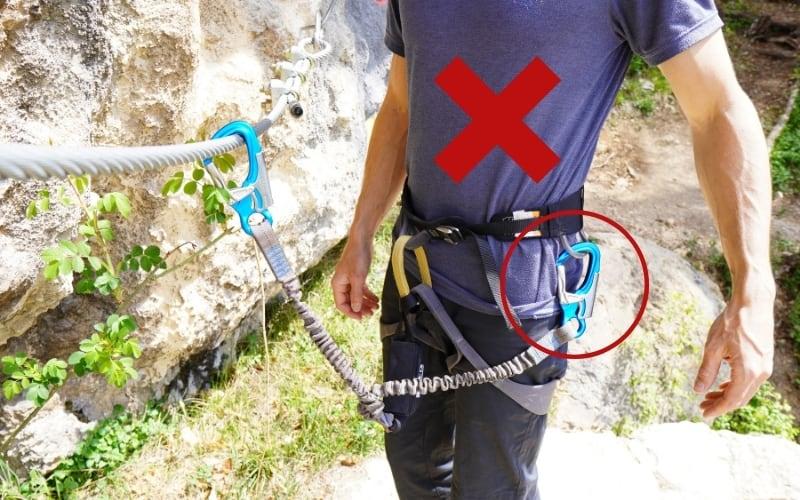 Klettersteig Tipp Fehler2