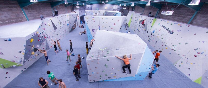 Boulderhalle
