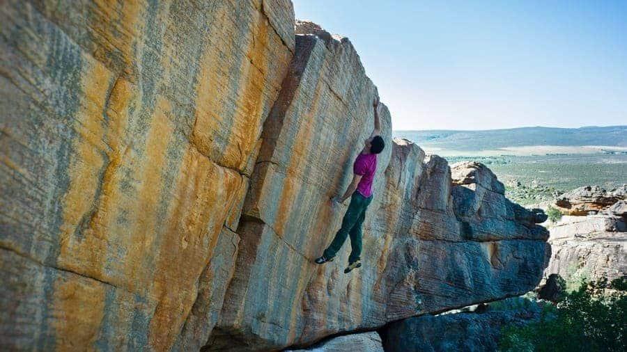 Bouldern Südafrika Rocklands