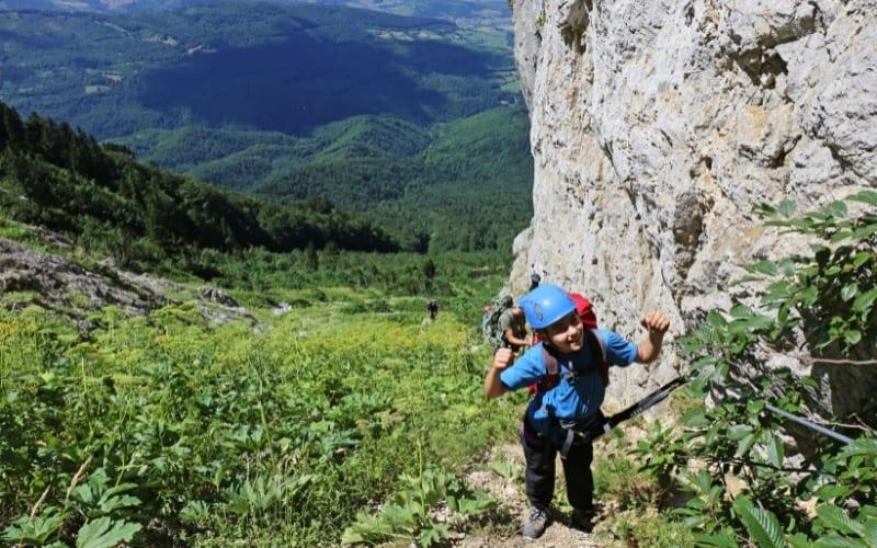 Klettersteig Kurs